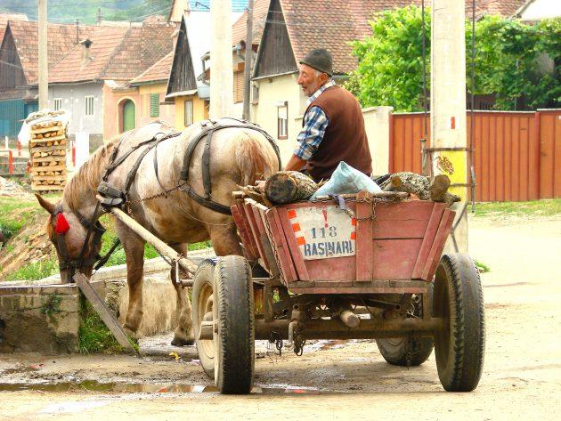 Румыния: в деревнях живут по-старому