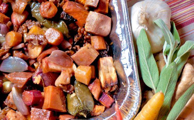 Научитесь готовить овощи