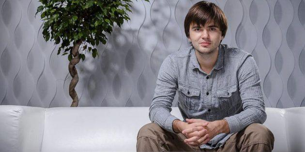 Рабочие места: Антон Фролов, основатель JustApps