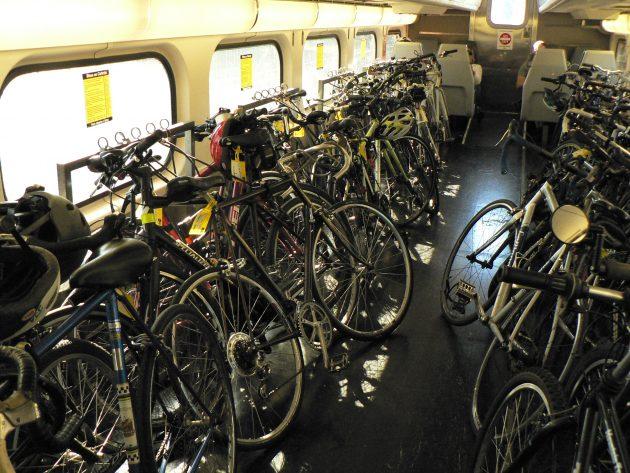 Велосипедный поезд