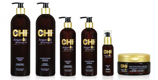 Средства для волос от Chi