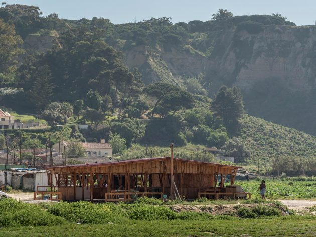 Лучшая архитектура 2016 года по версии ArchDaily: Community Kitchen of Terras da Costa
