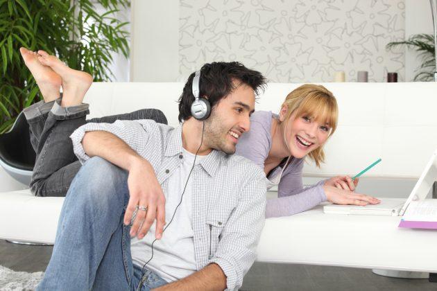 Влияние музыки на отношения