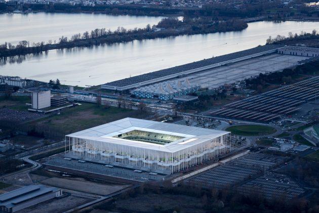 Лучшая архитектура 2016 года по версии ArchDaily: Matmut Atlantique Stadium