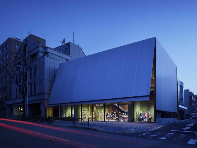 Лучшая архитектура 2016 года по версии ArchDaily: Miu Miu Aoyama Store
