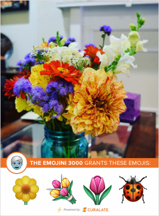 Демонстрация возможностей веб-сервиса The Emojini 3000
