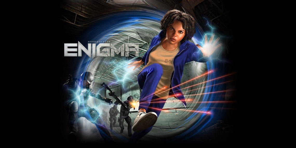 Халява от IGN — крутая экшен-головоломка Heroes Reborn: Enigma для iPhone и iPad