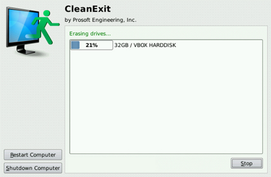 CleanExit