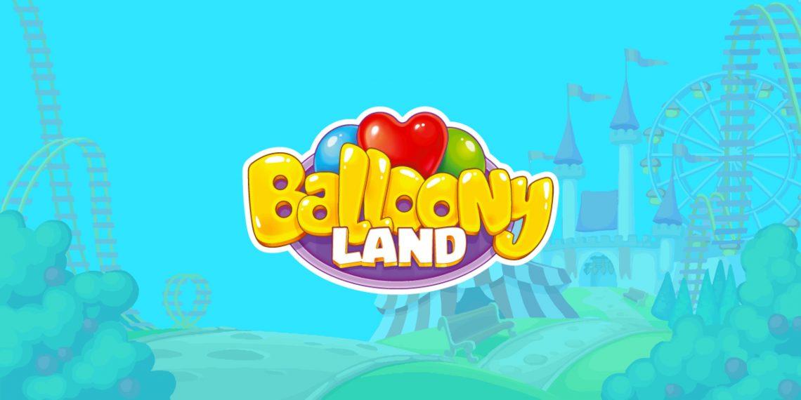 Balloony Land: шарики, кролики и полный релакс