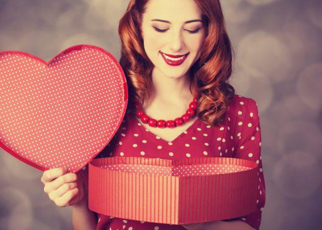 Гаджеты в подарок на День святого Валентина