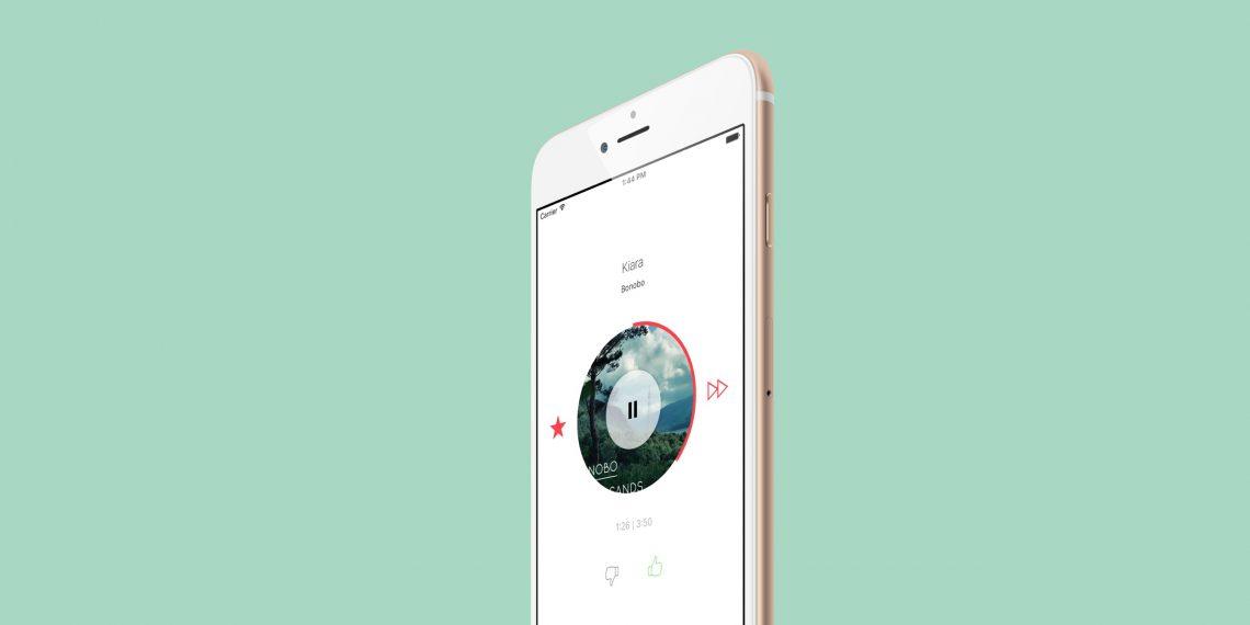 MusicSense для iOS — бесплатный потоковый сервис с настраиваемыми плей-листами и не только
