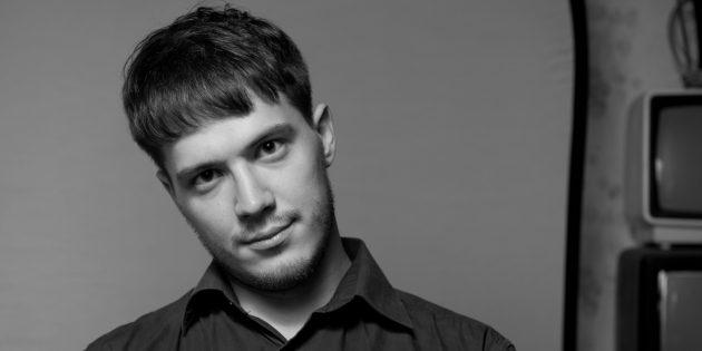 l.Рабочие места: Николай Новосёлов, основатель проекта «АртНаука»