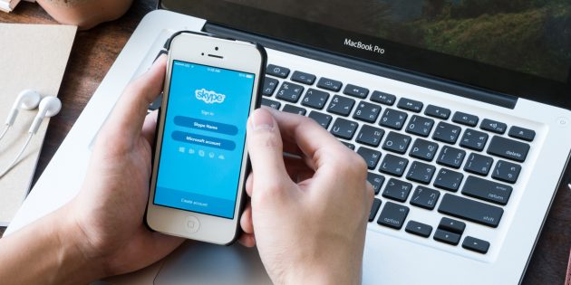 Групповые звонки в Skype стали доступны на iOS и Android