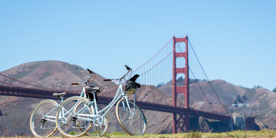 Почему вам стоит хоть раз прокатиться на велосипеде по Сан-Франциско и его окрестностям