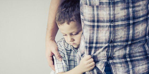 Можно ли бить детей: мнение психологов