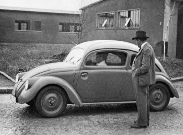 Volkswagen 1937