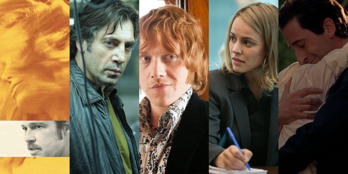 Что посмотреть: фильм о секс-скандале, мелодрама с четой Джоли — Питт и мрачное кино с Бардемом
