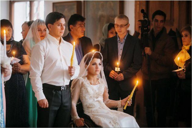 Рузанна Казарян: венчание