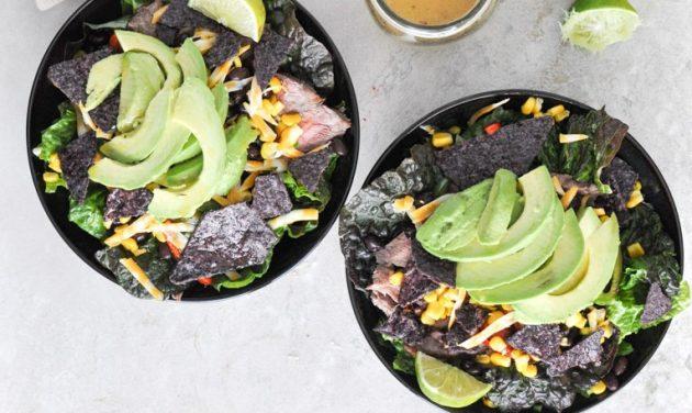 Попробуйте овощные салаты