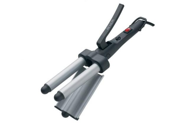Подарки на 8 Марта: Revlon Ceramic 3-Barrel Jumbo Waver