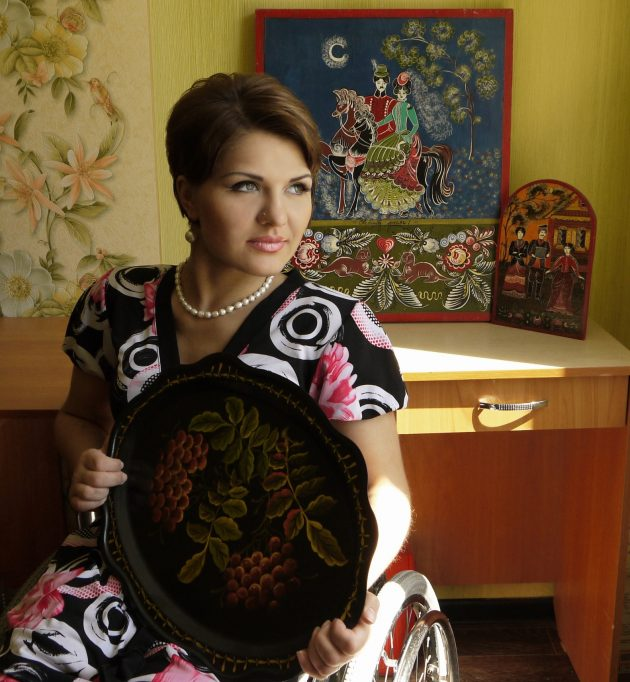 Рузанна Казарян — художник
