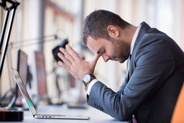 Хроническая усталость и профессиональное выгорание