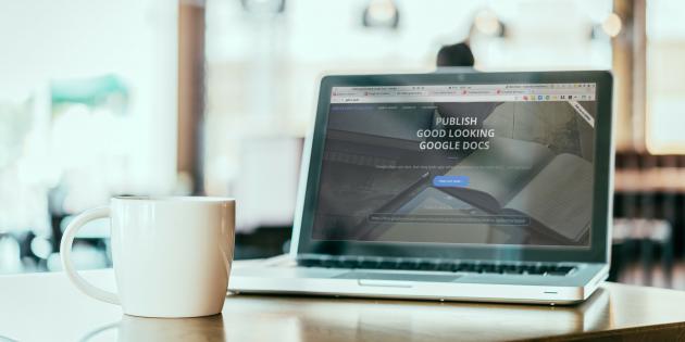 Google Doc Publisher поможет правильно публиковать документы в Сети