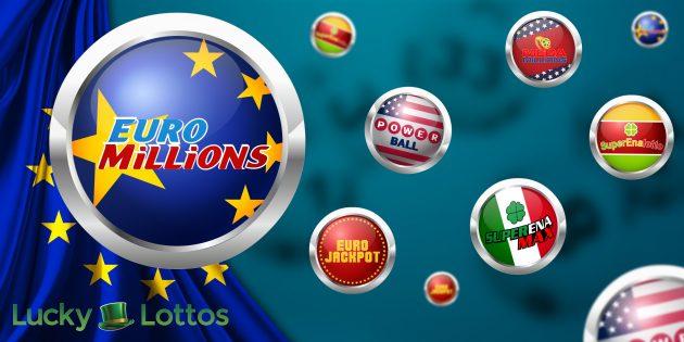 Как бесплатно сыграть в лотерею EuroMillions и получить скидку 50% на следующий билет