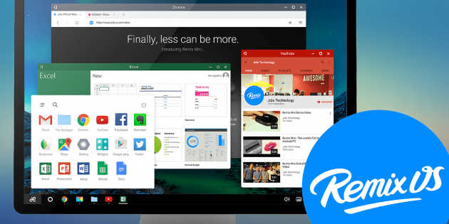 Как попробовать новую бету Remix OS в виртуальной машине