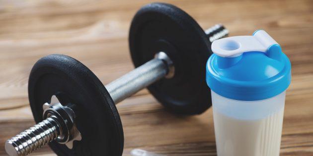Спортивное питание для похудения без потери мышц