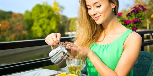 Правда и мифы о зелёном чае