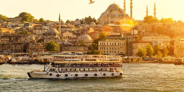 5 стран, в которых меньше всего туристов