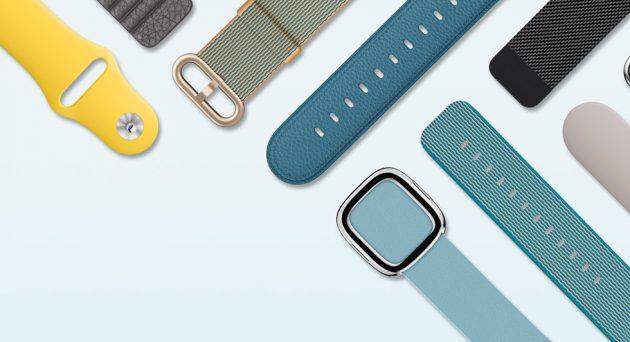 Обновки для Apple Watch