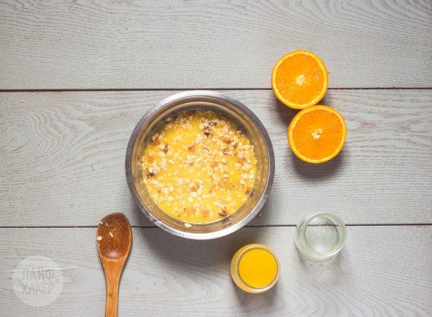 Овсянка на завтрак, которую можно приготовить с вечера