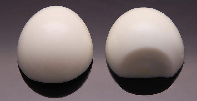 Несимметричные яйца