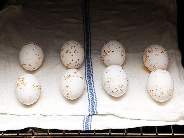 Как готовить яйца в духовке