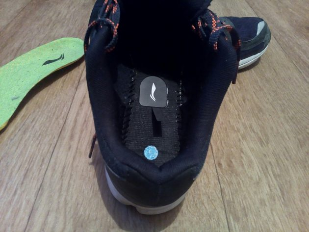 Smart Shoes: принцип работы