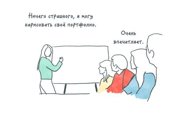 Наём сотрудников: стрессовая презентация
