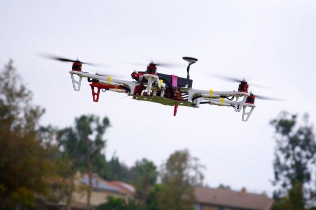 Роботы, дроны, самоуправляемые машины