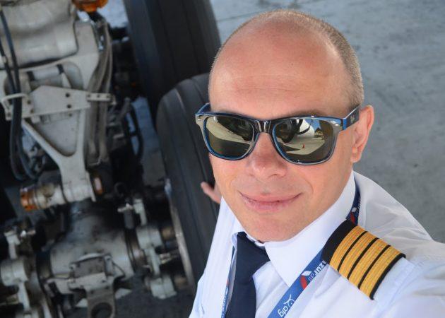 Рабочие места: Андрей Громоздин, пилот «Боинга»