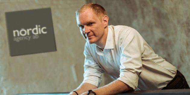 Рабочие места: Леонид Бугаев, руководитель Nordic Agency AB