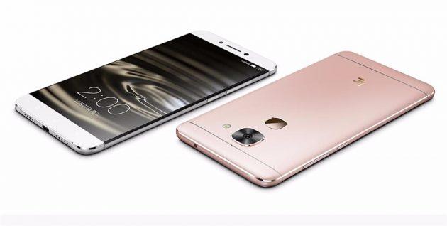 Смартфоны Le 2 и Le 2 Pro