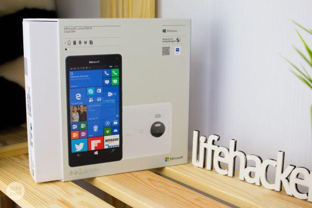 ОБЗОР: Lumia 950XL — бизнес-флагман, который заменит компьютер