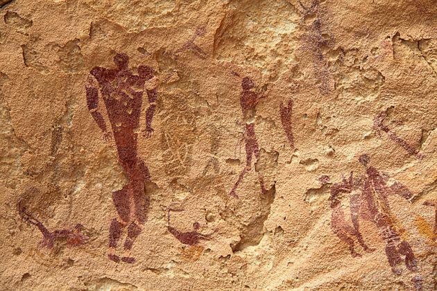 История спорта: эпоха неолита