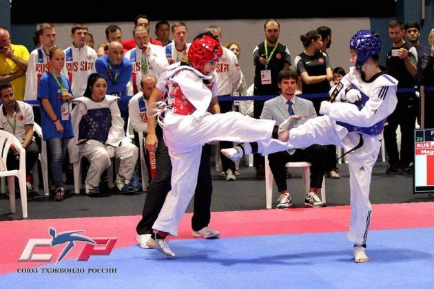 Сакинат Магомедова — чемпионка мира по паратхэквондо