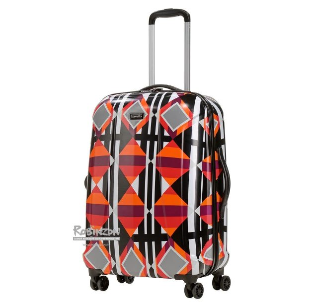 Чемодан Travelite 70558 Graphix Trolley M