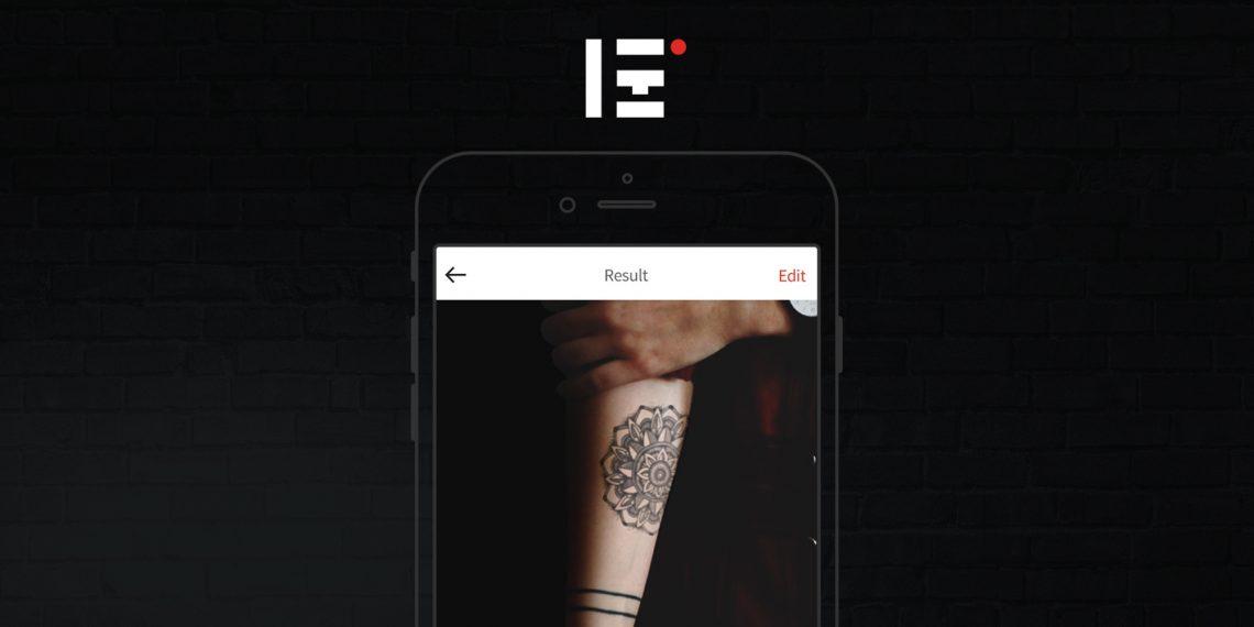 Ink Hunter — виртуальная примерка татуировок перед походом в тату-салон