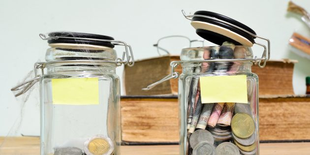 Личные финансы не имеют ничего общего с деньгами