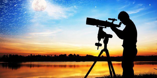 15 лучших приложений для любителей астрономии