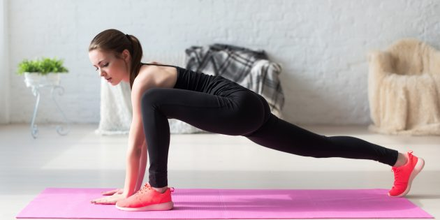 ВИДЕО: 10 коротких, но очень эффективных жиросжигающих тренировок